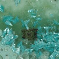 Aurichalcite Smithsonite & Chrysocolla