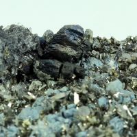 Bournonite & Arsenopyrite