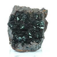 Hematite Malachite & Aragonite