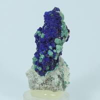 Azurite Malachite & Aurichalcite