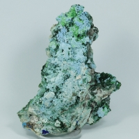 Arsenocrandallite Conichalcite & Olivenite