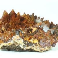 Goethite Psm Calcite