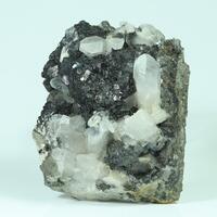 Marmatite & Quartz