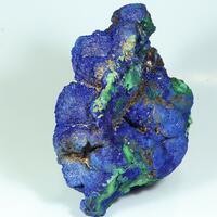 Azurite Malachite & Conichalcite