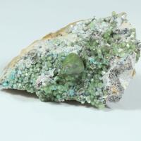 Smithsonite Aurichalcite & Hemimorphite