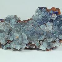 Calcite & Azurite