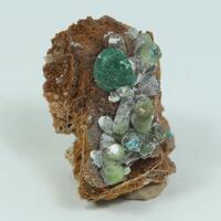 Malachite Psm Azurite Smithsonite & Aurichalcite