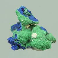 Conichalcite Psm Azurite & Dickite