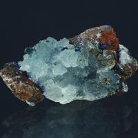 Aragonite & Azurite
