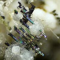 Perovskite Thomsonite Chabazite & Phillipsite