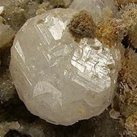 Chabazite-Ca Thomsonite & Heulandite