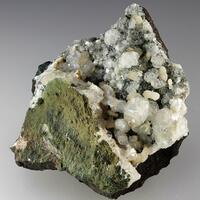 Chabazite Thomsonite-Ca & Heulandite
