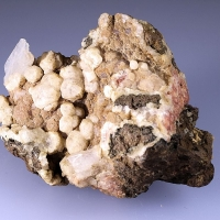 Analcime Stilbite Thomsonite & Chabazite