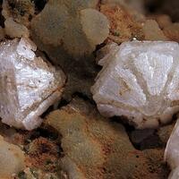 Gmelinite-K Chabazite-Ca & Thomsonite-Ca
