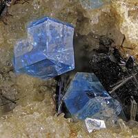 Haüyne Pyroxene Group & Apatite