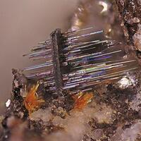 Hematite & Pseudobrookite