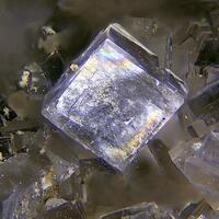 Hydroxyapophyllite-(K)
