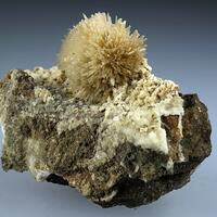 Natrolite & Gmelinite
