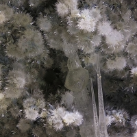 Offretite Aragonite & Calcite