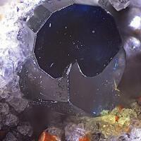 Osumilite-(Mg) & Cordierite & Mullite