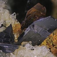 Allanite & Biotite