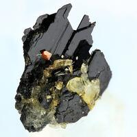 Biotite & Pyrochlore