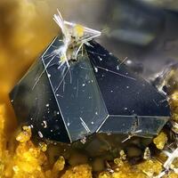 Fluoro-edenite Hematite Amphibole