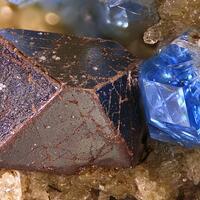 Magnetite & Haüyne