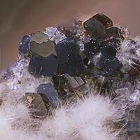 Osumilite-(Mg) & Mullite