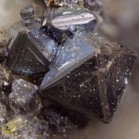 Magnetite & Nosean