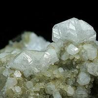 Chabazite Phillipsite Calcite & Thomsonite