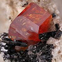 Titanite & Pyroxene Group
