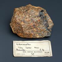 Chondrodite & Hematite