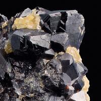 Cassiterite With Gilbertite