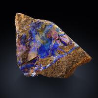 Precious Opal Var Boulder Opal