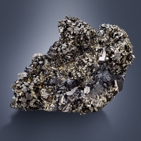 Arsenopyrite With Sphalerite