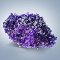 Amethyst Psm Calcite