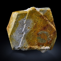 Symplesite On Orthoclase