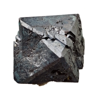 Cuprite With Native Silver