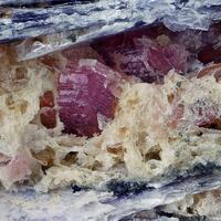 Pezzottaite & Pyrochlore With Lepidolite
