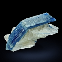 Kyanite In Rock Crystal