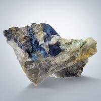 Phosphophyllite & Vivianite