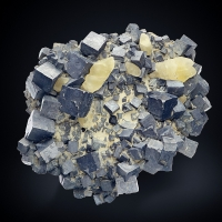 Galena Calcite & Sphalerite