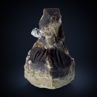 Rock Crystal Var Mirabeau Diamond