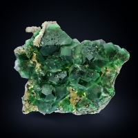 Fluorite & Muscovite