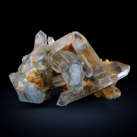 Topaz & Rock Crystal