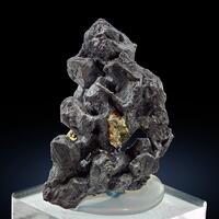 Acanthite & Pyrite