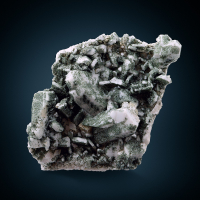 Pericline With Chlorite
