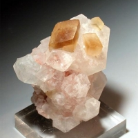 Calcite & Apophyllite