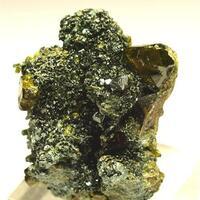 Diopside & Magnetite